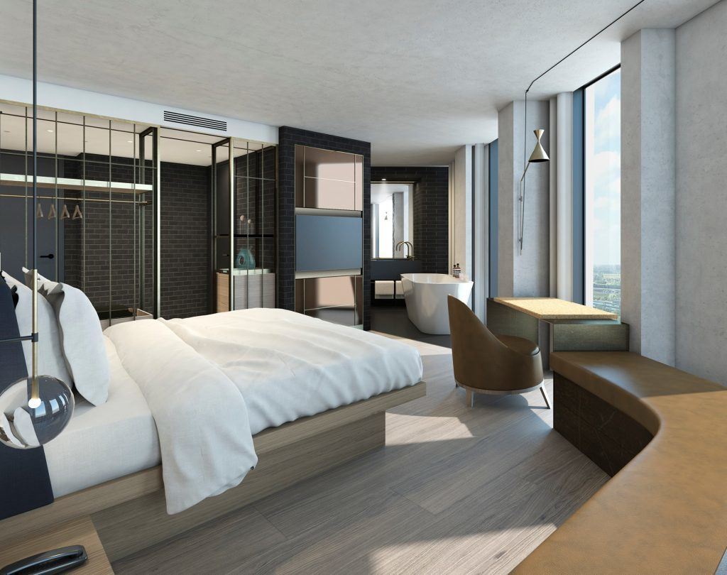 Duurzame hotels getaway Amsterdam