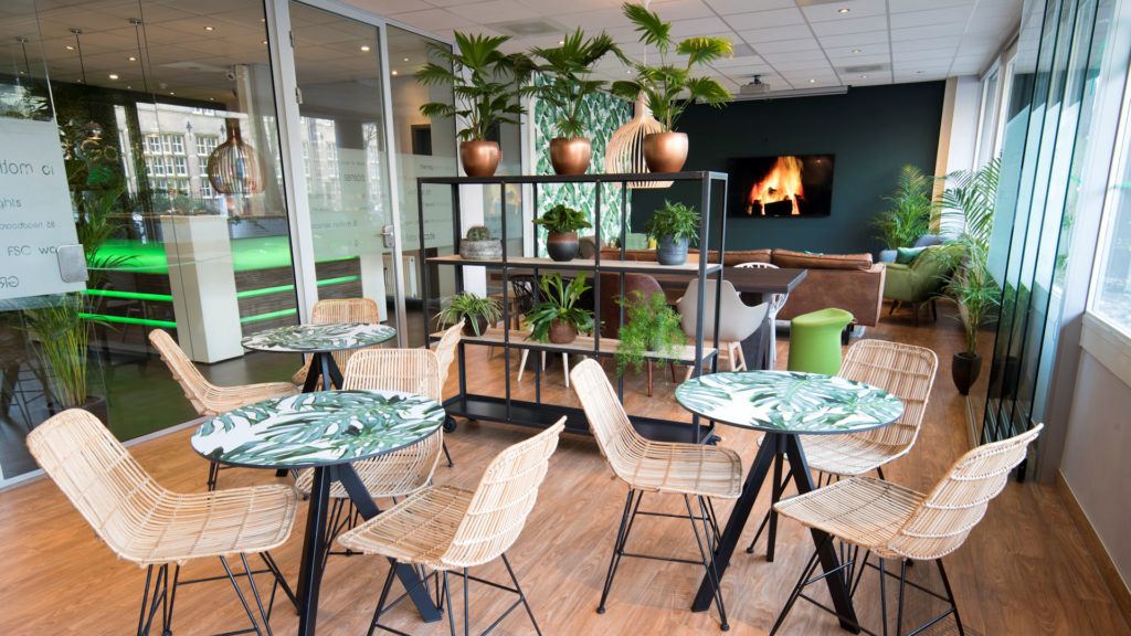 Duurzame hotels getaway Den Haag